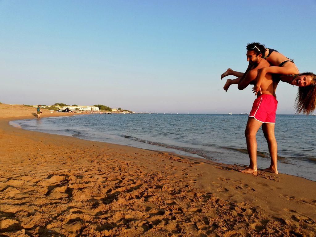 Issos plaža